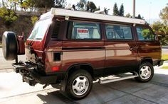 """'91 VW Syncro (4WD) 2.5 Westfalia Full Camper. $73,995.00 VIN: WV2ZB0253MG003421. Compared last 22 sold by GoWesty & price is fair-bot from 2nd owner-hurt knee/shoulder so selling/almost all upgrades by GoWesty-always garaged=MUST SEE! Options: 2.5 motor--5 speed--4WD+both lockers--2"""" ..."""