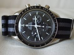 Straps for the Speedmaster Professional