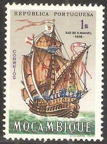 Mozambique 1963 1$