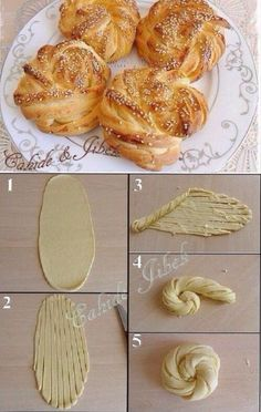 Poaca - (Turkish) Burma lane Pastry