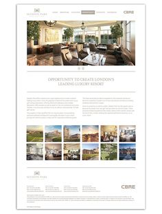A generational opportunity to acquire London's largest country estate hotel set in 205 stunning acres, with the potential to create the capital's leading luxury resort