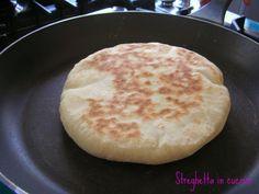 Il pane arabo...quello vero!, Ricetta da Streghettaincucina - Petitchef