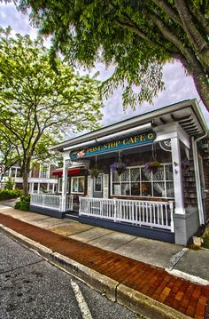 Post Stop Cafe   Westhampton Beach, New York