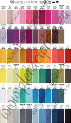 Háčkovací příze Catania - 100% bavlna e1004229e9