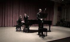 Matthias Hutter - Sonata for Contrabassoon and Piano