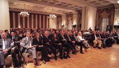 Μεγάλο παρόν στα βραβεία Salus Index 2016: Ο κλάδος της φαρμακοβιομηχανίας, της ασφάλισης, των φαρμακευτικών συνεταιρισμών και της ομορφιάς…