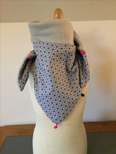 Snood enfant #couture #snood #polaire