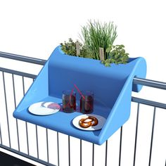 Table for small balcony