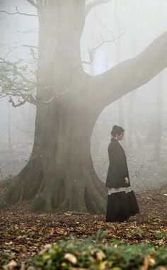 She could not grasp that he would never be coming back to their secret tree, but she would continue to show up just in case. William Wordsworth, Penny Dreadfull, Wuthering Heights, Witch Aesthetic, Gothic Horror, Classic Literature, Victorian Gothic, Victorian London, Fanart
