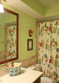 AdorableKidsBathroomDecorIdeasjpg Kids - Antler bathroom decor for small bathroom ideas