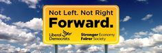 Forward with the #LibDems