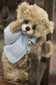 Three O'Clock Bears: Jiminee. Created by Jenny Johnson