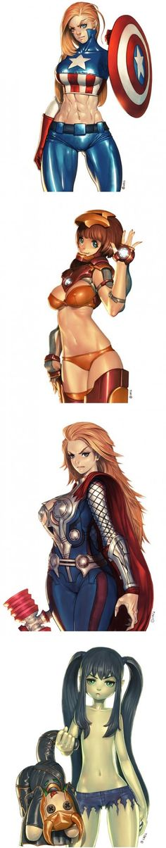 anime avengers Auction your comics on http://www.comicbazaar.co.uk