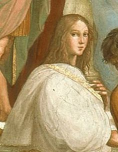 "Hypatia of Alexandria, ""expert mathematician, astronomer, and philosopher"""