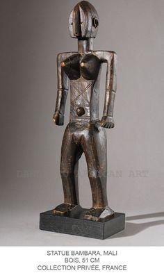 Bambara statue 51 cm