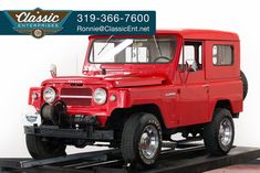 1969 Nissan Patrol Two Door Got a hankerin' for something really different and nice? Well when it comes to the afore-mentioned attributes, not to. Nissan Patrol, Hot Rod Trucks, Amazing Cars, Dream Cars, Toyota, Monster Trucks, Vehicles, Bobbers, Offroad