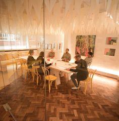 @andymartinstudi #ama#design#architettura#communications#progettazione#pavimenti#bandiera#ufficio#space#spazio#vinile#specchio#wofficecommunications#warrenjohnson#freudcommunications