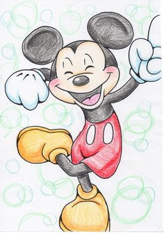 mickey_mouse_2_by_yang_mei-d6l7sgm.jpg (509×725)
