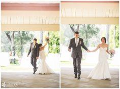 Wedding: John & Victoria // San Dieguito County Park, Del Mar, CA » Analisa Joy Photography // grand entrance