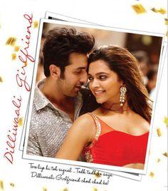 Dilliwaali Girlfriend Song | HD Video Song | Lyrics | Yeh Jawaani Hai Deewani
