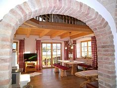 Unsere neugeb. 5Sterne F.W. Franz im Chiemgau am Chiemsee ist rustikal einger.Ferienhaus in Übersee am Chiemsee von @homeaway! #vacation #rental #travel #homeaway