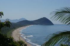 Praia do Rio Verde-Iguape/SP