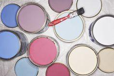 Ward Off Paint Fumes  - ELLEDecor.com