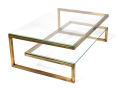 The Bronx Coffee Table | Villiers.co.uk