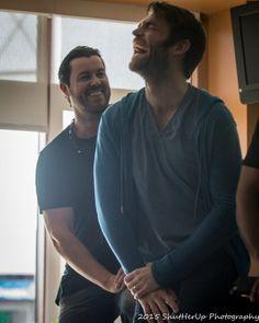 Dan & Liam SpartaCon MD