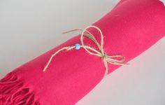 Pink Fuchsia Shawls, Pashmina, Scarf, Shawl, Wedding Favor, Bridal Shower Gift, Bridesmaids Gift,  Welcome Bags