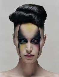 Image result for mens alien makeup