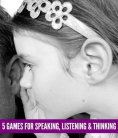 Games for Speaking, Listening and Thinking