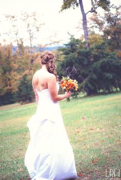 Mariann & Rob's Tatum Acres Fall wedding in North Georgia | Lauren Holt Photography