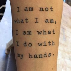 Stockton sculpture majors take shit seriously. Clever Tattoos, Student Work, Print Tattoos, Tattoo Quotes, Sculpture, Instagram Posts, Sculptures, Sculpting, Statue