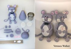 Mouse Figurine by ~Verusca on deviantART