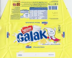 Galak Weisse Schokolade 2018 Snack Recipes, Snacks, Pop Tarts, Chips, Food, White Chocolate, Snack Mix Recipes, Appetizer Recipes, Appetizers