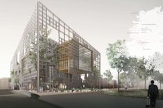 In Between Library Daegu by Nomad Office Architects + Greendwell