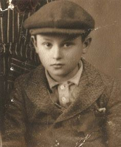 (09/12/1935) Debrecen, Hungary (04/13/1945) sadly murdered at Ybbs concentration camp in Goestling, Austria 9 years old