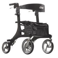 The Carbon Fiber Ultra Light Nitro Elite CF Rollator-300 Lb Cap by Drive Medical is available today. We have the best rollators for sale in Houston TX. Visit our...