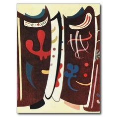 Kandinsky Brown with Supplement Abstract