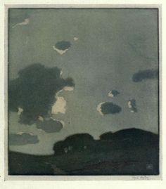 Alfred Hartley--Silver Night