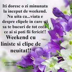 Happy Weekend, Motivation, Day, Nature, Inspiration