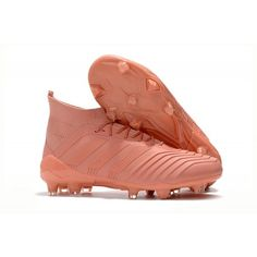 132508f7d Adidas Girls Soccer Shoes - Kids Adidas Predator 18.1 FG Pink - Youth  Soccer Shoes - Firm Ground - Kids Size 35