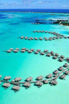 Bora Bora... Would love to visit!
