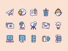 Iconset Update - Atlassian