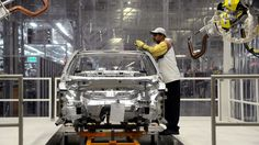 U.S. Manufacturing Activity Hits 1-1/2 Year High   Fox Business