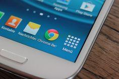 Samsung Galaxy S3 – das Display!