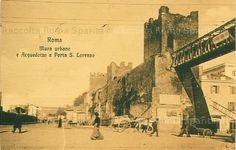 Porta San Lorenzo 1909