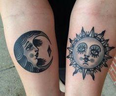 Tatuajes de la Luna - Tendenzias.com