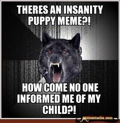 Insanity Wolf Meme | insanity wolf quotes Related Pictures meme comp